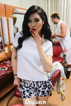 Hyuna Red era