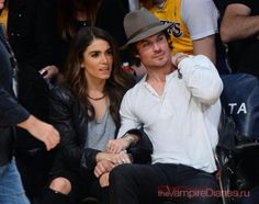 SOMEREED at Lakers Game