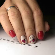 Маникюр. Дизайн ногтей. Art Simple Nail | VK Beautiful Nail Art, Beauty Secrets, Art Forms, Nail Designs, Fingernail Designs, Ongles, Nail Desings, Nail Design, Nail Art Ideas