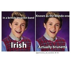 Bad luck Niall. I love whoever made this.