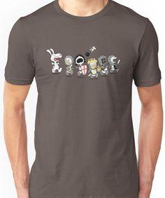 Run Away! Run Away!  Unisex T-Shirt