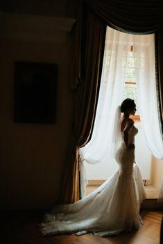 L+S wedding in Wachau, Austria Mermaid Wedding, Austria, Wedding Dresses, Fashion, Bride Gowns, Wedding Gowns, Moda, La Mode, Weding Dresses