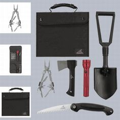 Bug Out Bag Tools