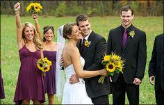 Wedding Photography Army bride groom flowers dress hair groomsmen bridesmaids