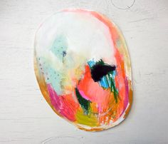 Abstract painting abstract art abstract canvas art by sarahdonnell
