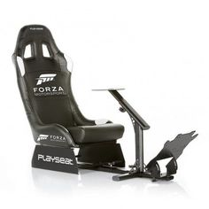 Features:  -Official sim racing seat of Forza Motorsport.  -Fully adjustable to accommodate a range of driver settings and heights with quick knob tension adjustment.  Product Type: -Racing game chair