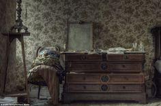 Abandonados - Lugares y objetos [Belleza]