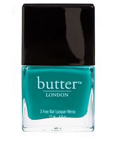 neon on nails #butter #Macys