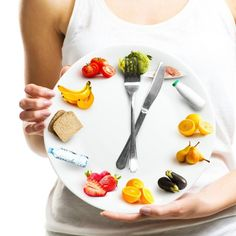 """The """"Chrono-Nutrition Diet"""" was proposed by a French doctor who believes that it's WHEN we eat, as much as WHAT we eat that determines a healthy weight. Super Healthy Recipes, Healthy Foods To Eat, Diet Recipes, Diabetic Recipes, Avocado Smoothie, Smoothie Diet, Diet Drinks, Diet Snacks, Diet Plans To Lose Weight"""