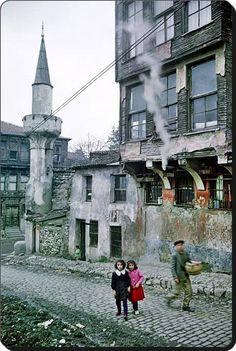 Fatih  Haydar mahallesi - 1968