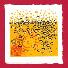 A Beer - Art Snack - Art To Take
