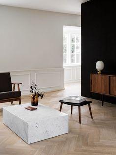Copenhagen Apartment by Norm Architects