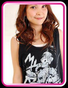 My Chemical Romance MCR Black Parade Punk Rock Women Tank Top T Shirt S, M, L