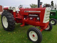 Cockshutt 1750 - John Swanson Oliver & Cockshutt Tractor Auction