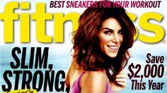 Fitness magazine April 2013 - Best sneakers for your workout