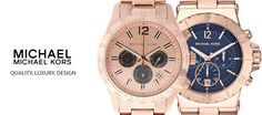 Michael Kors -TRENT jewels and watches