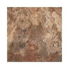 Majestic .0mm Vinyl Floor 10Tiles ($31) ❤ liked on Polyvore featuring home, home improvement, flooring and brown