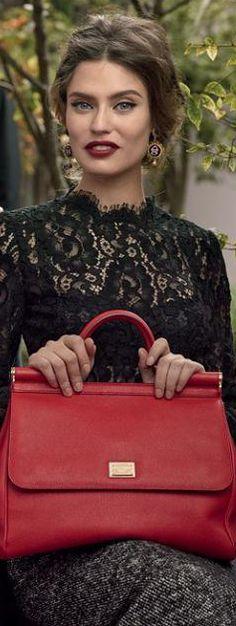 Dolce & Gabbana♥✤ | Keep the Smiling | BeStayBeautiful  #lace ☮k☮