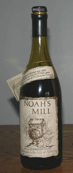 Noah's Mill Small Batch Bourbon Whiskey Review
