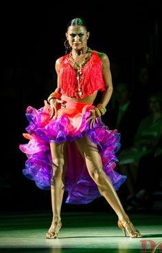 Stefano Di Fillipo & Dariya Chesnokova   Dance Legends 2013 - New York, NY