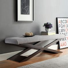 Bedroom Benches on Hayneedle - End of Bed Bench