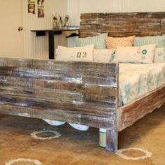 Pallet Bed custom made by Sb Designs