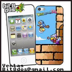 Case Kamek de Yoshis island ds #pixelart Te elaboramos cualquier diseño de videojuegos. Más información en bit8dos@gmail.com