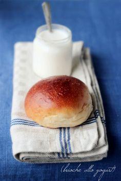 Brioche allo yogurt (senza burro) e milk roux | Ida Briciole in Cucina