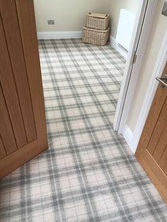 Ulster Carpets Boho Hamilton Moon Shimmer Tartan Available In York At CarpetLiving Room