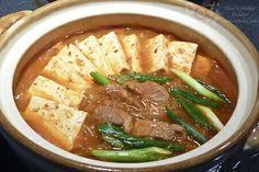 Kimchi Jjigae (Kimchi Stew) | Roti n Rice