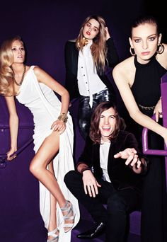 Party Style Pictures - Harper's BAZAAR