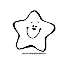 Resultado de imagem para molde de estrelas para imprimir