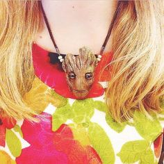 5 Fandom Friday: Favorite Fandom Accessories I Own - Groot - Guardians of the Galaxy