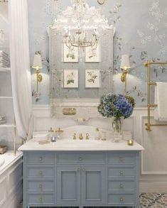 Bathroom Colors, Bathroom Sets, Modern Bathroom, Glass Bathroom, White Bathroom, Master Bathroom, Counter Top Sink Bathroom, Sink Countertop, Bathroom Furniture