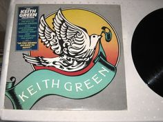 Keith Green  - The Keith Green Collection, Lp nm