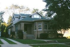 Chicago Bungalow 2nd floor addition.