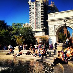 Washington Sq - New York City