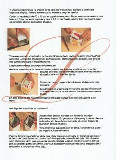 PRIMER SAL DE CARTONAJE   Aprender manualidades es facilisimo.com