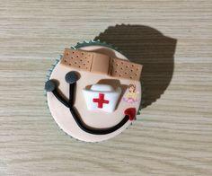 Cupcakes para enfermera