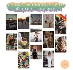 Stockholm, Mood Boards, Polaroid Film, Travel