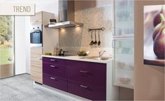 Keukentrend Trend Transition. | Hornbach Double Vanity, Modern, Bathroom, Mosaics, Berries, Washroom, Trendy Tree, Full Bath, Bath