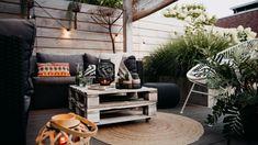 ogródek taras - Szukaj w Google Boho, Entryway Bench, Garden, Google, Furniture, Home Decor, Entry Bench, Hall Bench, Garten