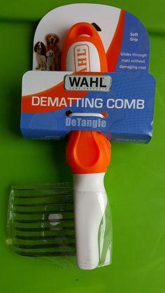 Wahl Pet Dematting Comb  #Wahl