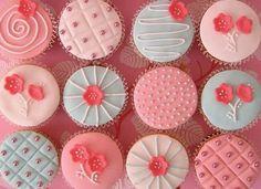 cute girly cupcakes