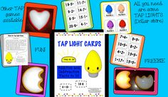 FREEBIE facts to 20 tap lights game