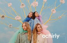 Chinese fashion brand Ochirly heads to London's Kew Gardens for its spring-summer 2019 campaign. Photographed by Michal Pudelka, the dreamy images feature… Campaign Fashion, Ad Fashion, China Fashion, Fashion Brand, Fashion Shoot, Chanel Vestidos, Moda China, Spring Roll Bowls, Film Inspiration