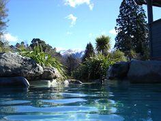 Hanmer Springs - Hanmer Springs, Canterbury  New Zealand