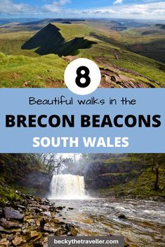Brecon Beacons in South Wales - Beautiful walks in the Brecon Beacons National Park in Wales. Includes route information for your hikes and top tips to help plan your Brecon Beacons trip | Things to do in Brecon Beacons | Walks in Brecon Beacons | Wales | #breconbeacons Travel Tips, Travel Uk, Travel Europe, Travel Ideas, Highlands, Sightseeing London, Snowdonia National Park, British Travel, Day Trips From London