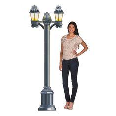 Street Light Lantern Cardboard Stand-Ups