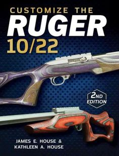 Welcome to the most complete resource available for the Ruger 10/22! In this 2nd edition of Customize the Ruger 10/22 , expert advice leads you through the process to modify and customize your Ruger 1